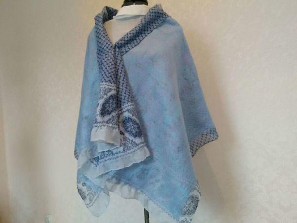Скидки на шарфы и палантины | Ярмарка Мастеров - ручная работа, handmade