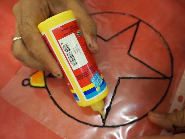 Рисуем трансферными красками | Ярмарка Мастеров - ручная работа, handmade