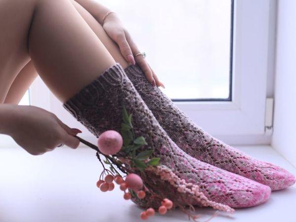 Новые носки | Ярмарка Мастеров - ручная работа, handmade