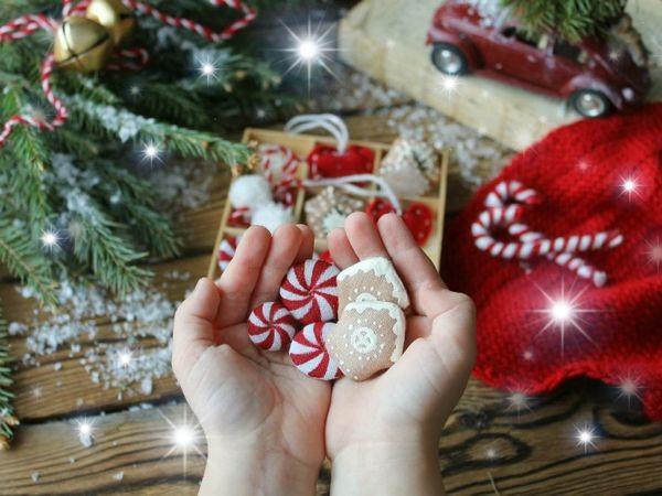 How To Make Christmas Decor | Livemaster - handmade