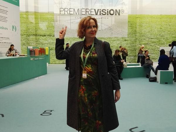 Premier Vision в Париже: текстильные тенденции   Ярмарка Мастеров - ручная работа, handmade