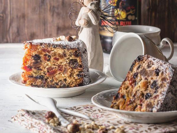 Рождественский кекс. | Ярмарка Мастеров - ручная работа, handmade