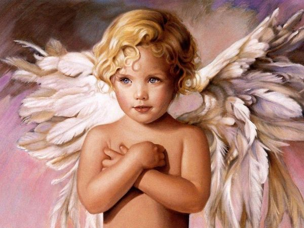 Работа Ангела | Ярмарка Мастеров - ручная работа, handmade