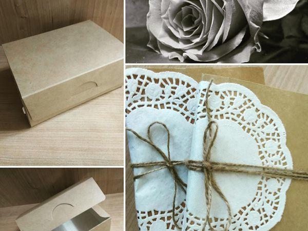 Оптовые цены на крафт-упаковку! | Ярмарка Мастеров - ручная работа, handmade