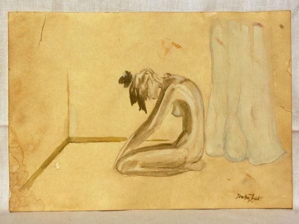 «Naked Yoga» | Ярмарка Мастеров - ручная работа, handmade