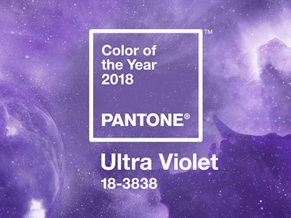 Ультрафиолет — цвет 2018 года и камень чароит | Ярмарка Мастеров - ручная работа, handmade