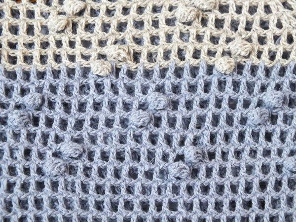 Вяжем шишечки на филейке — 2 варианта | Ярмарка Мастеров - ручная работа, handmade
