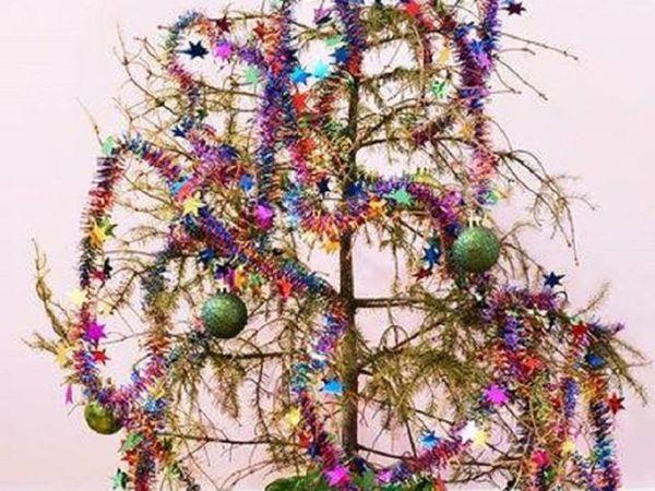 Новый год без елки | Ярмарка Мастеров - ручная работа, handmade