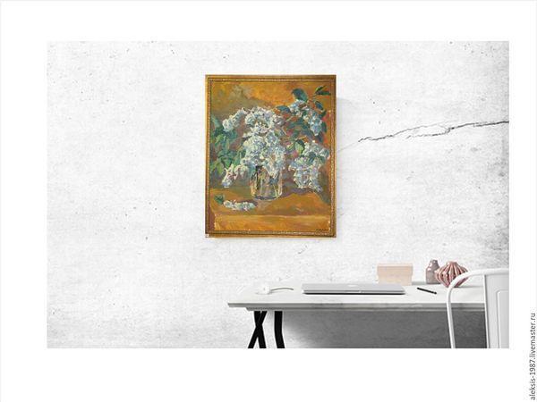 Советы по уходу за картиной, написанной маслом | Ярмарка Мастеров - ручная работа, handmade