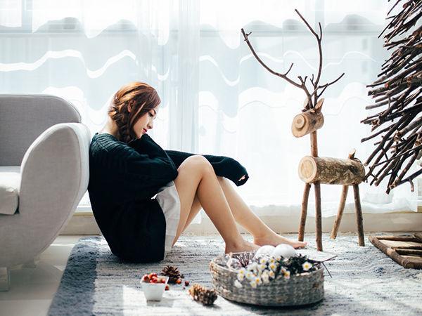 Для тех, кто не хочет салатов и не верит в Деда Мороза: 7 альтернативных способов встретить Новый год | Ярмарка Мастеров - ручная работа, handmade