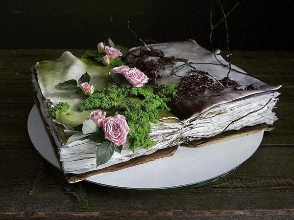 35 Cakes Sinful to Eat: Cakes by Elena Gnut | Livemaster - handmade
