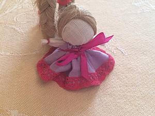 Создаем куколку на счастье | Ярмарка Мастеров - ручная работа, handmade