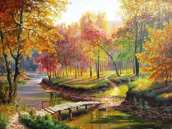 Ярмарка  «Времена года — Осень»   Ярмарка Мастеров - ручная работа, handmade
