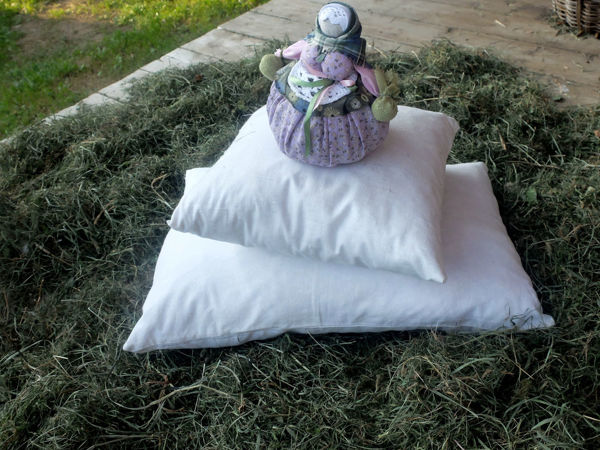 Пуховые подушки из... Кипрея   Ярмарка Мастеров - ручная работа, handmade