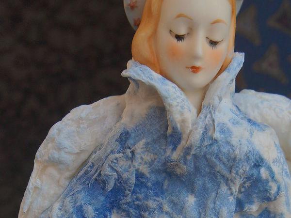 Рождественский Ангел в предверии лета | Ярмарка Мастеров - ручная работа, handmade