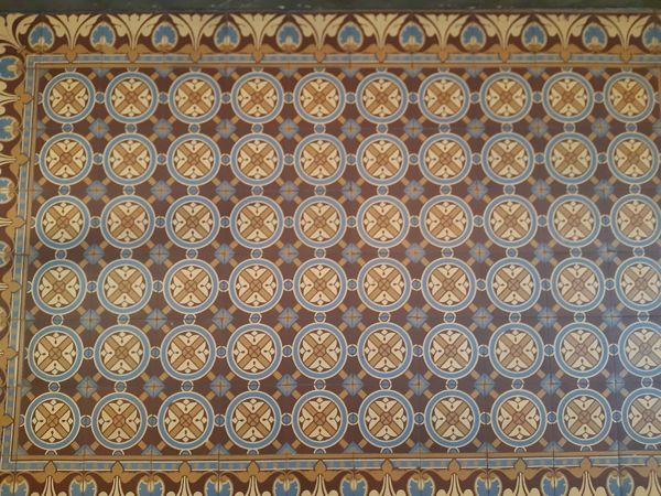 Метлахская плитка из города Метлах | Ярмарка Мастеров - ручная работа, handmade