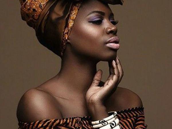 Саванна-мама: создаем образ в африканском стиле   Ярмарка Мастеров - ручная работа, handmade