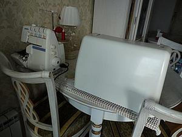 Доска-выручалочка в уголке рукоделия: моя хитрость по обустройству рабочего места в однокомнатной квартире | Ярмарка Мастеров - ручная работа, handmade