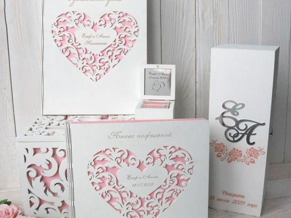 Свадьба в розовом цвете | Ярмарка Мастеров - ручная работа, handmade