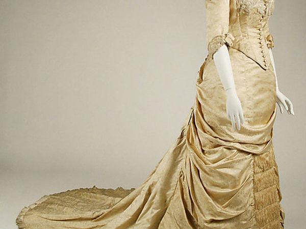 Versatile Dress of 1980-1982 by House of Worth | Livemaster - handmade