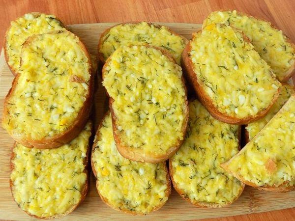 Готовим горячие бутерброды в духовке с яйцами и сыром | Ярмарка Мастеров - ручная работа, handmade