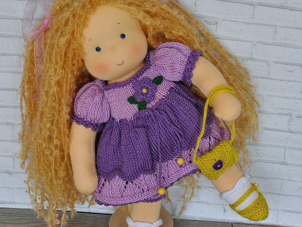 Открыта запись за заказ куколок-малышек   Ярмарка Мастеров - ручная работа, handmade