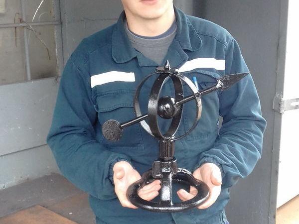 Мастерим элемент декора на базе конструкции армиллярной сферы | Ярмарка Мастеров - ручная работа, handmade