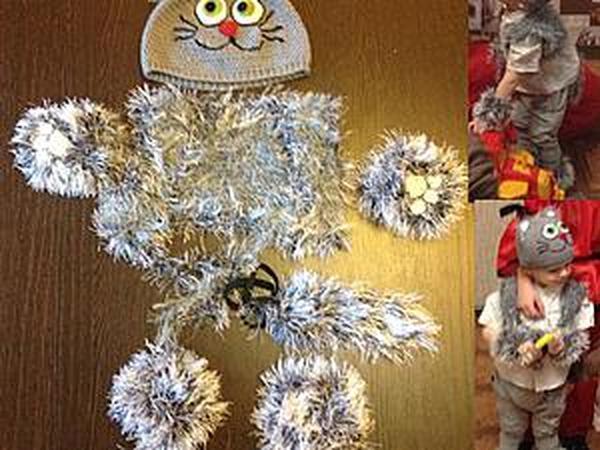 Вяжем новогодний костюм для малыша | Ярмарка Мастеров - ручная работа, handmade