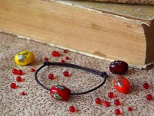 Как завязать ткацкий узел (шнур с регулируемой длиной) | Ярмарка Мастеров - ручная работа, handmade