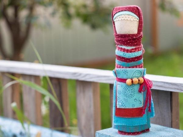 Мастер-класс: «Кукла на удачное замужество»   Ярмарка Мастеров - ручная работа, handmade