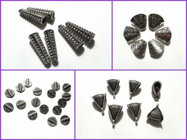 Распродажа материалов для украшений: металлофурнитура. С 11 июня | Ярмарка Мастеров - ручная работа, handmade