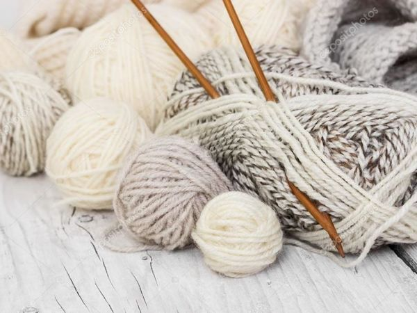 Combining Everything Possible: Color Block Knitting Technique | Livemaster - handmade