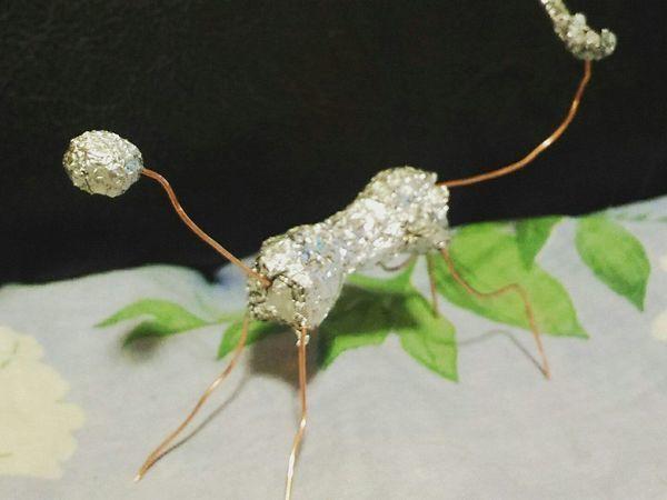 Новый скелет для фигурки | Ярмарка Мастеров - ручная работа, handmade