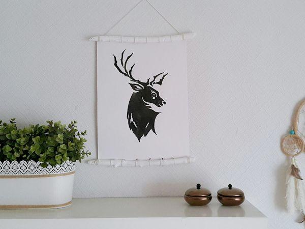 Framing Drawing In Boho Style | Livemaster - handmade