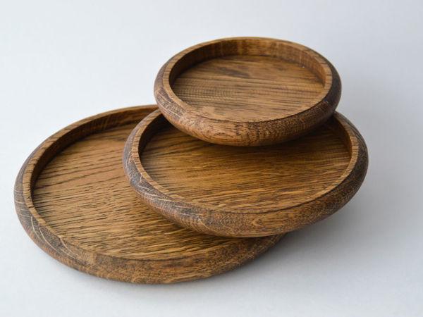 Правила ухода за деревянной посудой   Ярмарка Мастеров - ручная работа, handmade