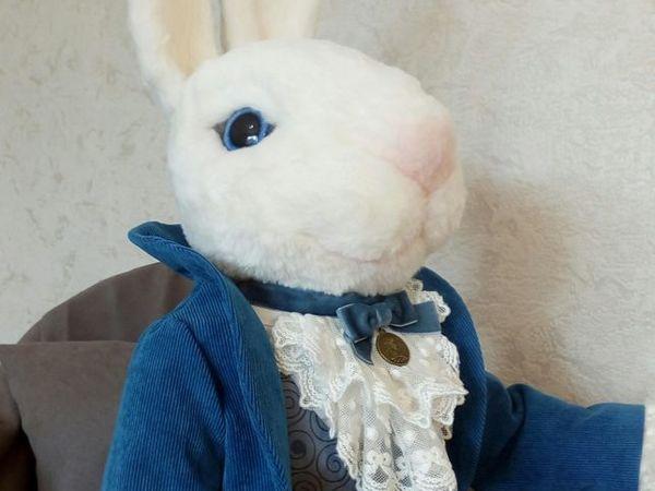 Кролик Эдвард | Ярмарка Мастеров - ручная работа, handmade