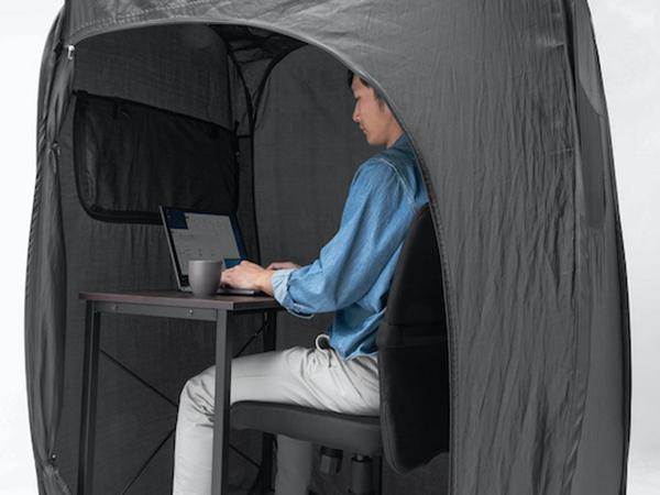 Бесконтактная мода и рабочая палатка в спальне: все тренды поэтапной самоизоляции | Журнал Ярмарки Мастеров