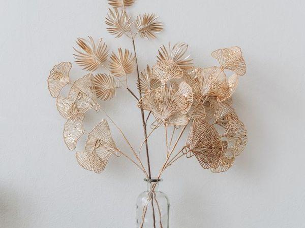 Скандинавский стиль: растения в интерьере   Ярмарка Мастеров - ручная работа, handmade
