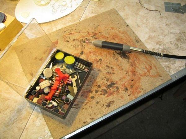 Делаем простую бормашину, практически из хлама | Ярмарка Мастеров - ручная работа, handmade