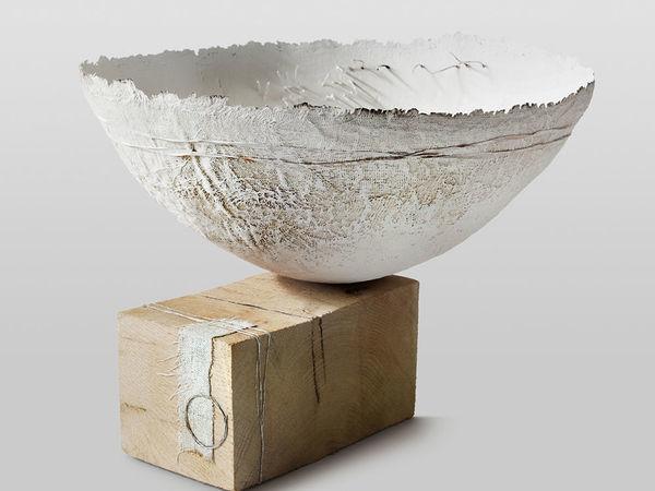Gizella K Warburton — корзины или арт-объекты? | Ярмарка Мастеров - ручная работа, handmade