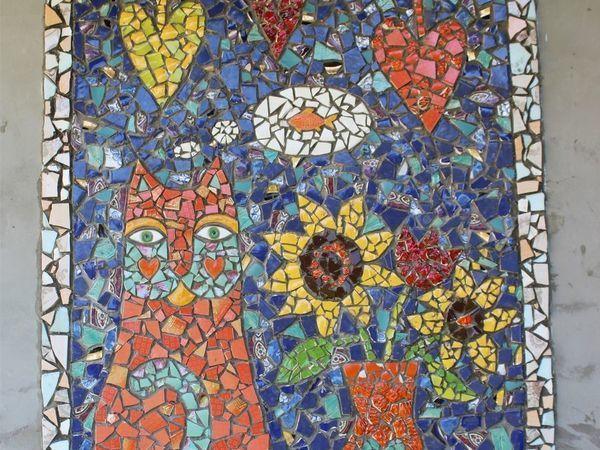 Создаем оригинальную мозаику. Часть 1 | Ярмарка Мастеров - ручная работа, handmade