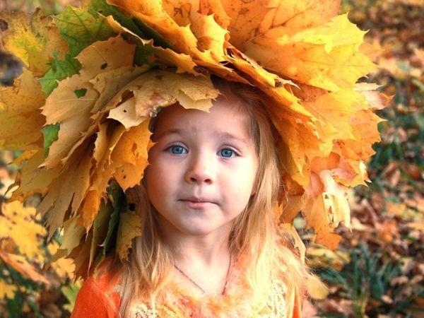 В моде осень | Ярмарка Мастеров - ручная работа, handmade