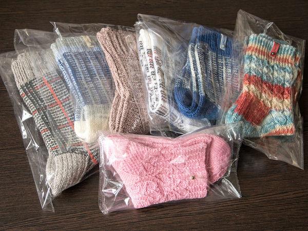 Выбираем носочки   Ярмарка Мастеров - ручная работа, handmade