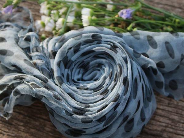Окрашиваем шелк басмой | Ярмарка Мастеров - ручная работа, handmade