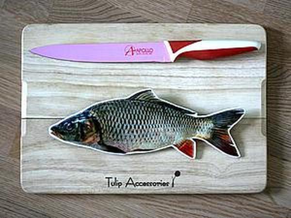 «Готовим рыбу», или Как сделать оригинальный пенал из фетра | Ярмарка Мастеров - ручная работа, handmade