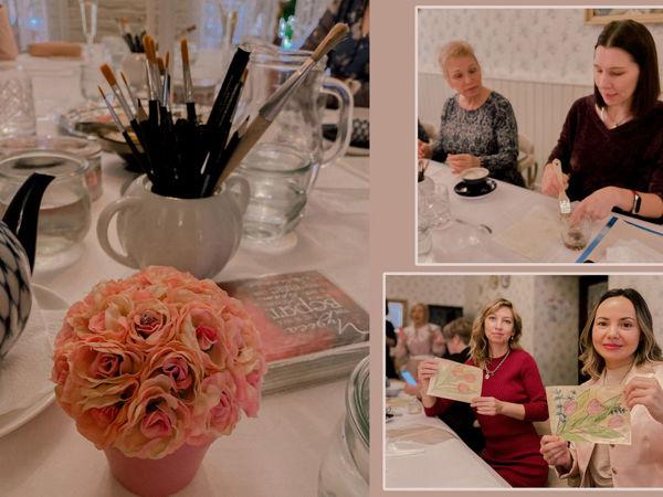 Мы говорили о языке и этикете цветов в царской России — светская встреча в Петербурге   Ярмарка Мастеров - ручная работа, handmade