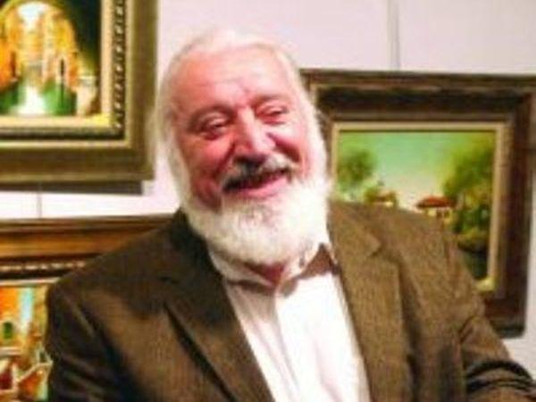 Яркая живопись болгарского художника Bontcho Asenov | Ярмарка Мастеров - ручная работа, handmade