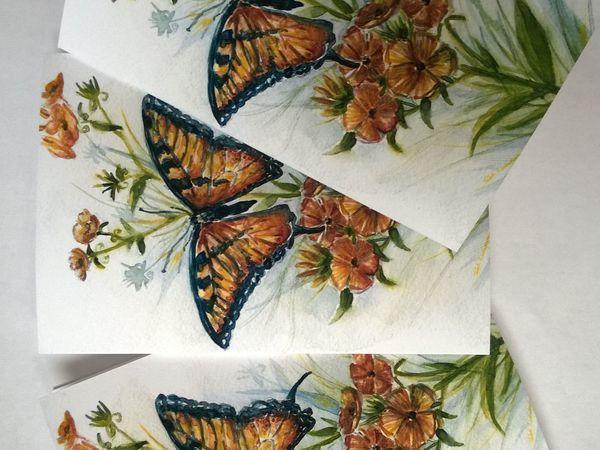 Новая открытка! | Ярмарка Мастеров - ручная работа, handmade