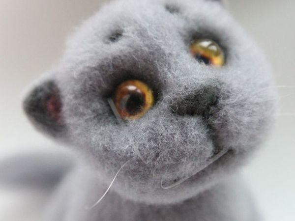 Новый котик в моем магазине) | Ярмарка Мастеров - ручная работа, handmade