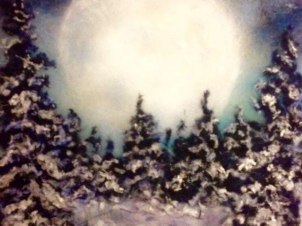 Шерстяная живопись - Картина из шерсти на Ваш выбор! | Ярмарка Мастеров - ручная работа, handmade